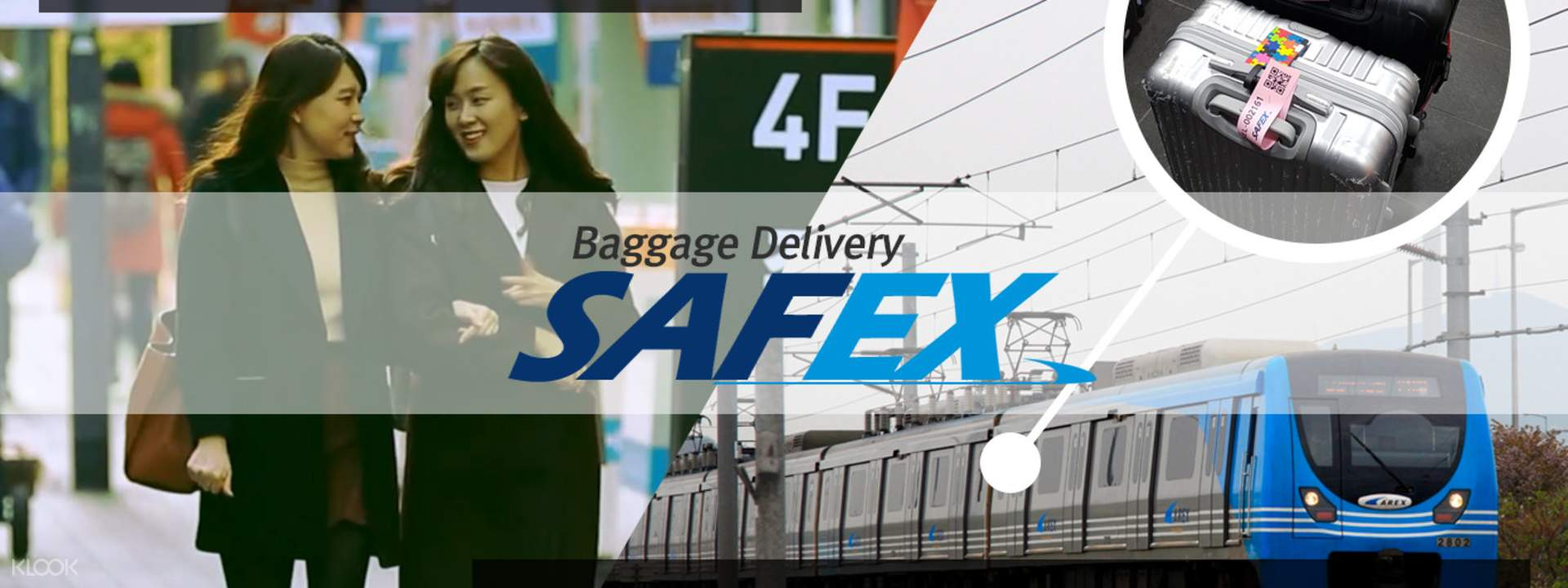 Safex Airport Luggage Services in Seoul, South Korea - Klook